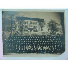 1958년 순천매산고등학교 제7회 졸업사진